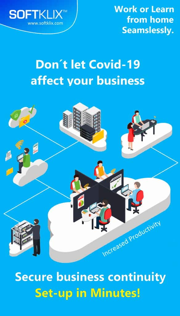 dont let covid 19 affect your business